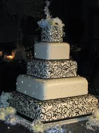 black white square wedding cakes photos u0026 pictures weddingwire com