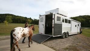gooseneck trailers featherlite trailers