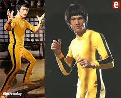 bruce yellow jumpsuit bruce s yellow jumpsuit sells for 100 000