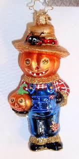 halloween christopher radko vintage ornaments