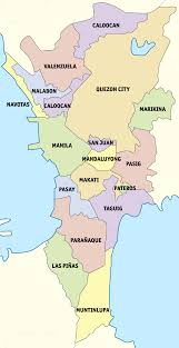 Blank Map Of Western Hemisphere by Outline Of Metro Manila Wikipedia