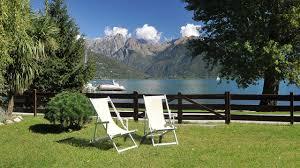 apartments and rooms direct to lake with harbor views domaso lake como