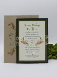 wedding invitations calgary rustic wedding invitations paper panache invitations design