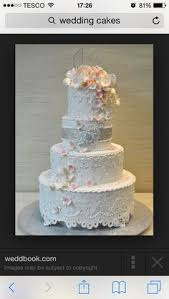 lovely blue wedding cake cakes weddingcake dessert bluewedding