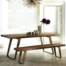 Dining Room Bench Seat Table Dining Table Bench Seat Plans Chairs Set Ikea