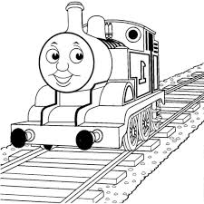 thomas the train coloring pages coloring pages kids