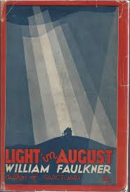 faulkner light in august light in august by william faulkner from lemuria books