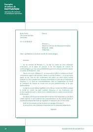 lettre de motivation commis de cuisine d饕utant exemples de lettres de motivation