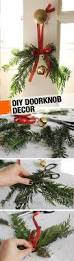 christmas doorknob hangers the home depot decoration holidays