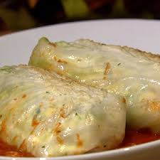 mario s stuffed cabbage from the chew click here for the recipe