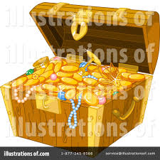 treasure chest clipart 1107812 illustration by pushkin
