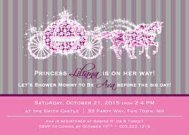 purple and grey baby shower invitations princess baby shower invitation princess baby shower