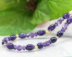 purple crystal stone necklace images Koufukunoisi amethyst amethyst necklace amethyst amethyst jpg