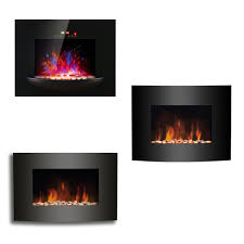 led wall mounted fireplace matakichi com best home design gallery