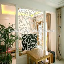 Decorative Wall Dividers Room Divider Materials Decoration Carving Mdf Grill Boards Buy
