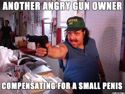 Small Penis Meme - ron jeremy another angry gun owner compensating for a small penis