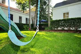 backyard playground equipment tire swing ideas