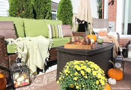 Patio 4 Patio Decorating Ideas by Fall Patio Decorating Ideas