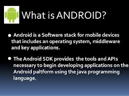 what is android os presentation for android os