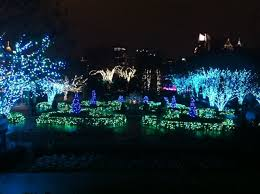 Botanical Garden Atlanta Lights Arborguard Tree Specialists The Atlanta Botanical Garden Holiday