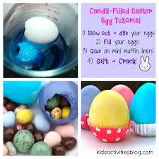 egg tutorial filled egg easter treats