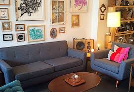 Modern Sofa Chicago Modern Cooperative Where Vintage Modern Meets Handmade