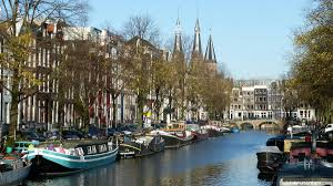 Where Is Amsterdam On A Map Amsterdam Weather In November Dutchamsterdam Com