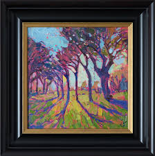 i create impressionistic oil paintings that capture the feeling of being outdoors all my paintings are inspired by backng and hiking trips i