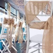Burlap Chair Sash Aliexpress Com Buy 17cm X 275cm Naturally Vintage Burlap Chair