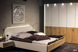 nightstand furniture nice light blue wooden narrow nightstand