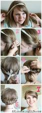 cute quick hairstyles for medium length hair 144 best cute hair styles images on pinterest hairstyles make