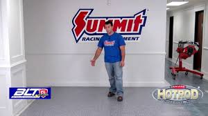 G Floor Garage Flooring G Floor Garage Vinyl Floor Install Summit Racing Equipment