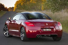 peugeot second peugeot rcz unlikely to see a second generation photos 1 of 2