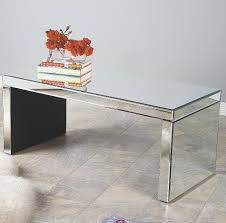 Waterfall Coffee Table Mirror Waterfall Coffee Table Look 4 Less And Steals And Deals