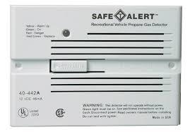 Green Light On Smoke Detector Replacing Rv Lp Co And Smoke Detectors