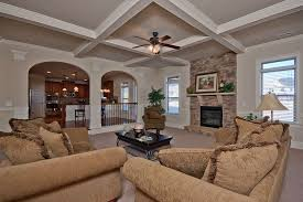 Ceiling Light Crown Molding by Traditional Living Room With Ceiling Fan U0026 Box Ceiling In Augusta