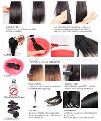 Wash Hair Before Color - unprocessed thick bottom malaysian blonde straight human hair