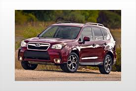 2014 subaru forester information and photos zombiedrive