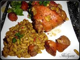 cuisiner des saucisses fum馥s jarret de porc aux flageolets avec des saucisses fumées passiflore