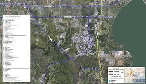 Houston City Limits Map Bay Area Houston Economic Partnership