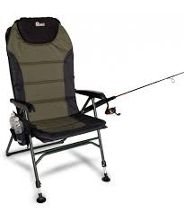 Ergonomic Folding Chair Earth Ultimate Fishing Chair Fishing Chairs From Innovative Earth
