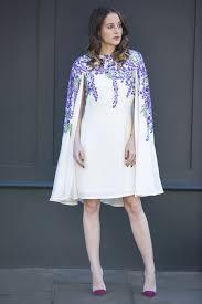 erin fetherston bouquet embroidered cocktail dress designer