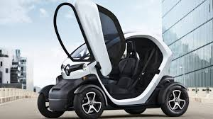 renault twizy blue renault twizy electric cars cleantechnica