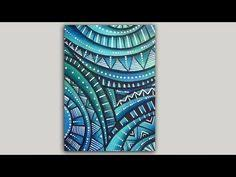 relaxing painting videos begginers painting doors acrilycs youtube learn to paint