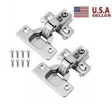 kitchen cabinet door hinge came compact concealed kitchen cabinet door hinge 105 deg self 1 2 overlay ebay