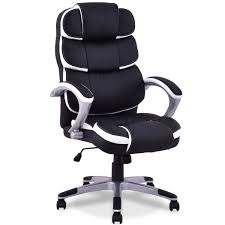 ergonomic pu leather high back computer chair office chairs