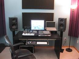 Creation Station Studio Desk Music Studio Desk Ikea Home Music Studio Pinterest Studio