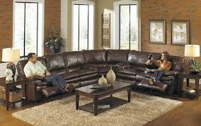 Sofa Sectionals Costco Sectional With Recliner Reclining Sectional With Cup Holders