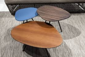 pebble outdoor coffee table coffee table ideas versions of the usual living room coffee table