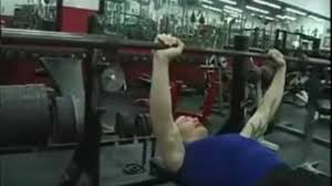 the bench press video dailymotion
